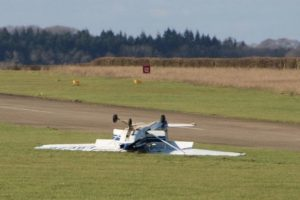 fire-crews-called-to-bembridge-airport-after-plane-crash