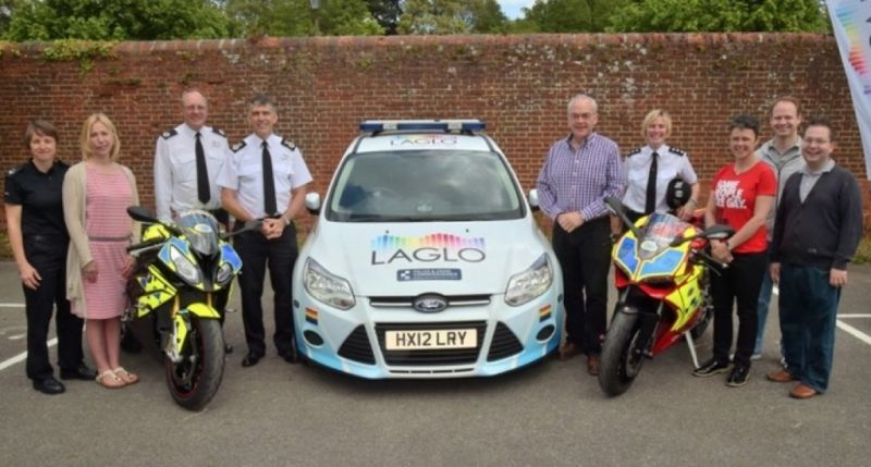 Help Police Increase Understanding Of Crimes In Lgb&t Communities  During Hampshire Pride Weekend