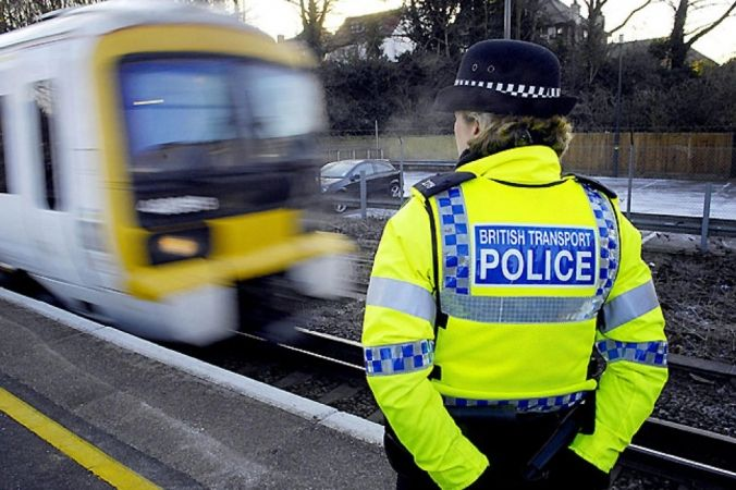 teenager hit by train in the new forest