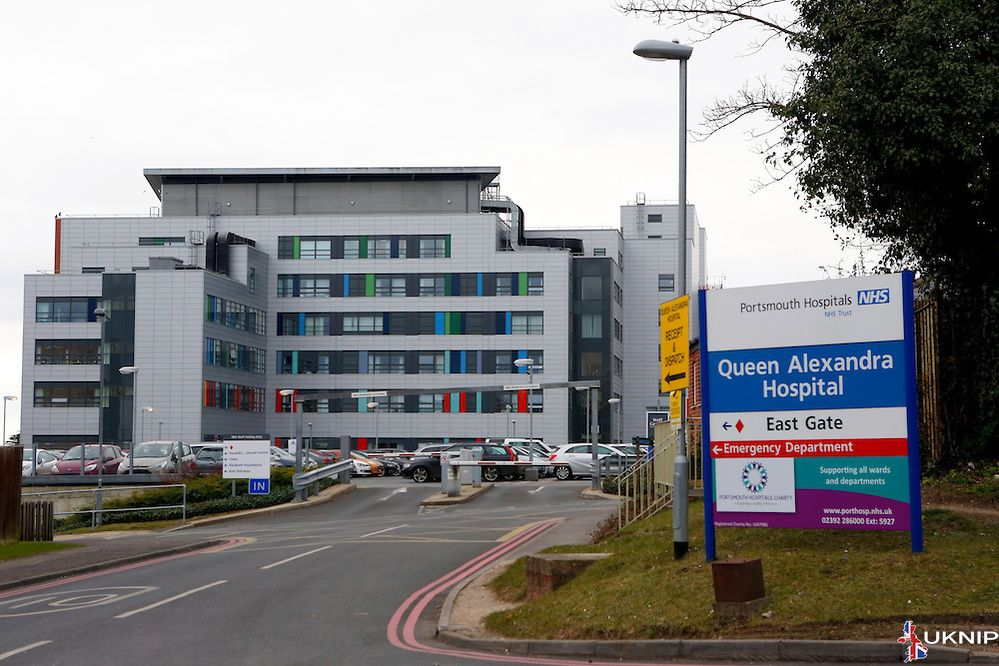 Portsmouth Hospitals Nhs Trust Awarded £27,000 As Part Of A Drive To Make The Nhs One Of The Safest Places In The World To Have A Baby