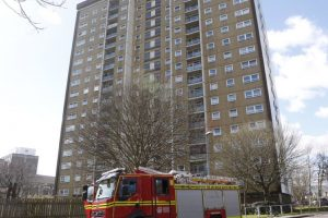 southsea-fire-crews-called-to-fire-in-portsmouth-tower