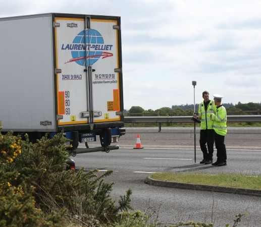Woman Dies Following Fatal Lorry Collision On A31 In The New Forest