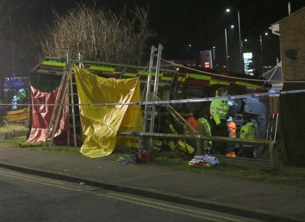 Pedestrian Killed After Fatal  Collision With A Fire Engine In Royston
