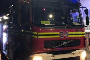 hampshire-fire-crews-called-to-tackle-late-night-property-fire-in-southsea