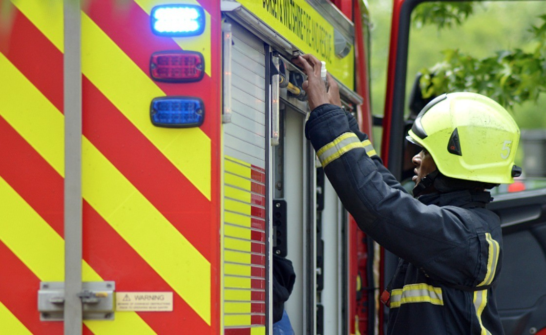 firefighters attend morrisons store after refrigeration unit catches fire