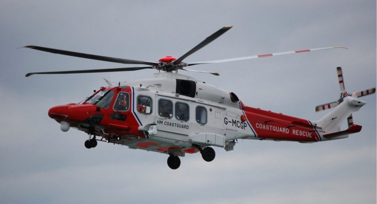 major rescue operation in littlehampton to recover sick diver