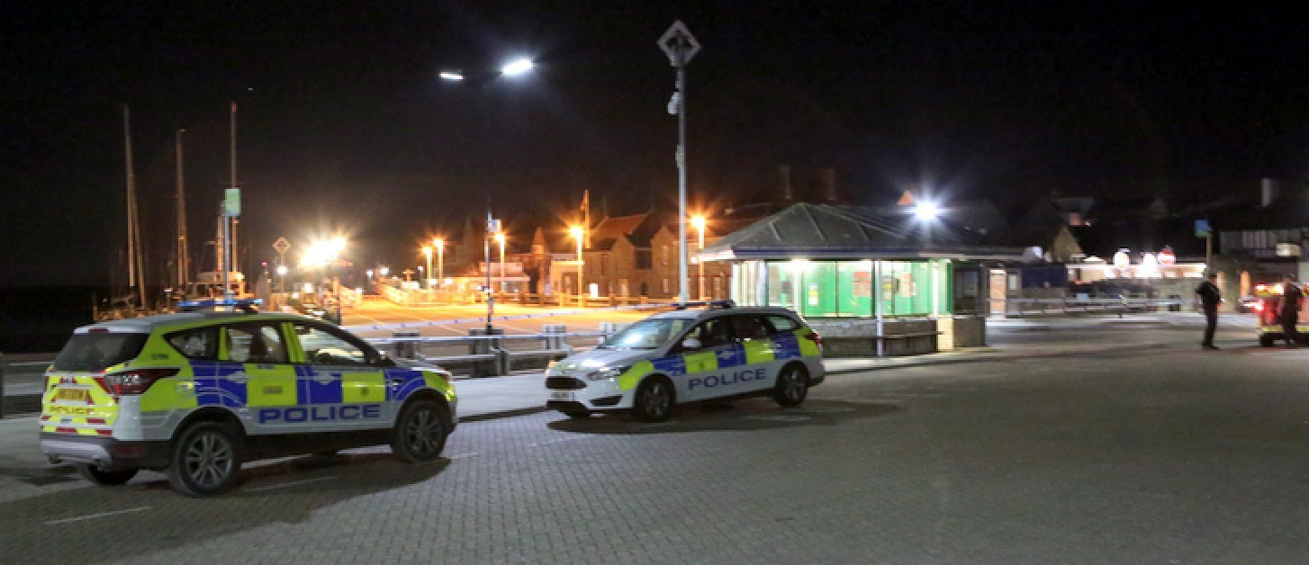 yarmouth bus stop sealed after following serious assault