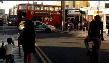 man stabbed multiple times in busy croydon street
