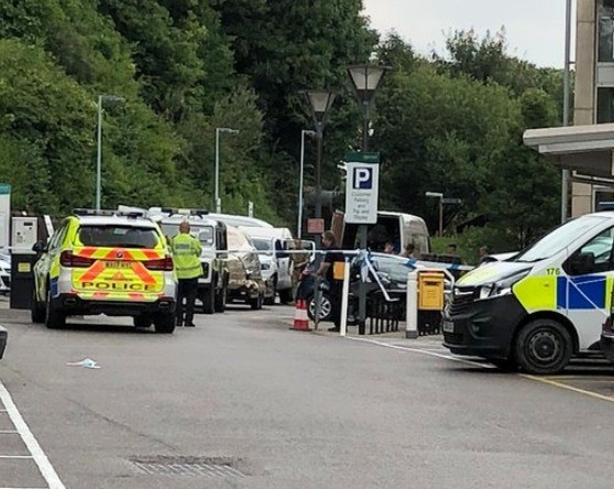 military seize vehicle from chippenham car park as part of nerve agent probe