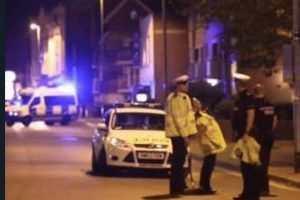 police-cordon-off-part-of-kingston-road-following-overnight-incident-in-portsmouth