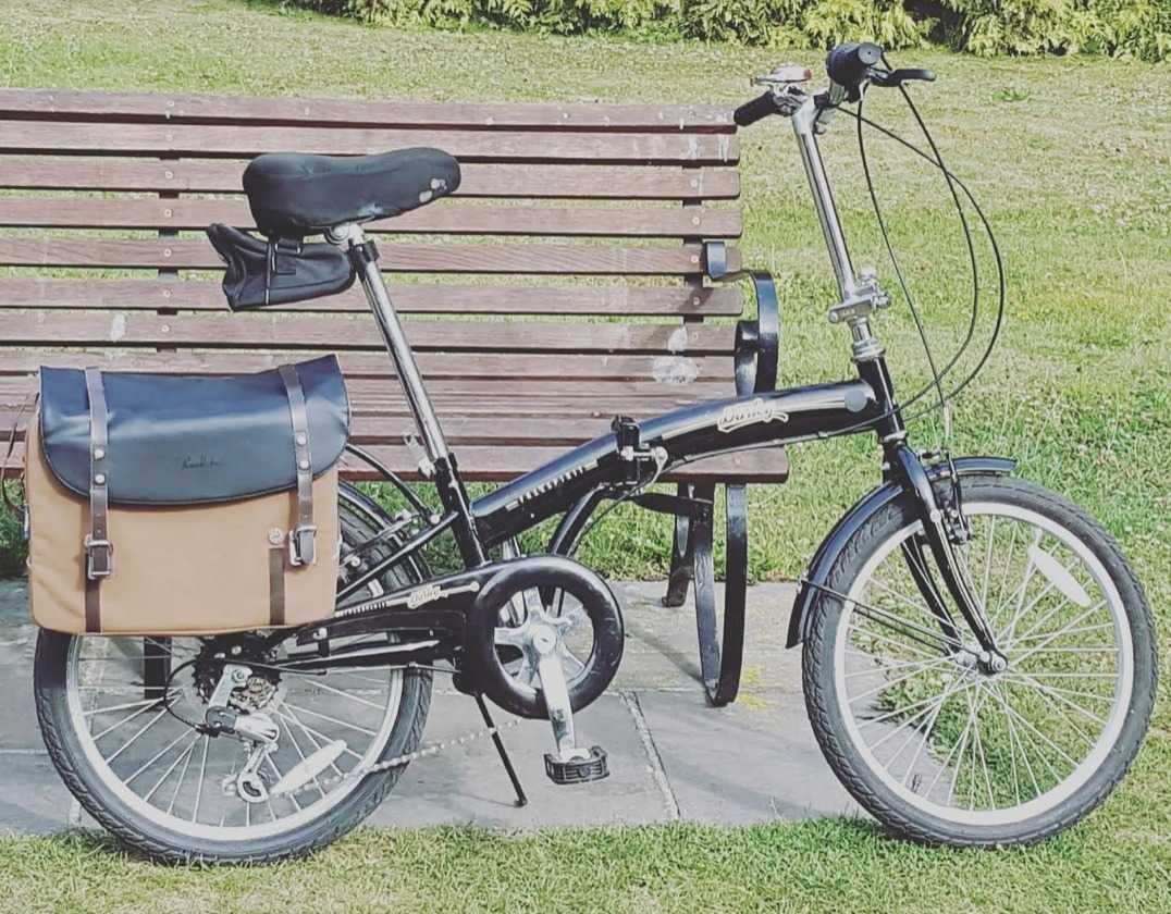 bike stolen during canterbury robbery