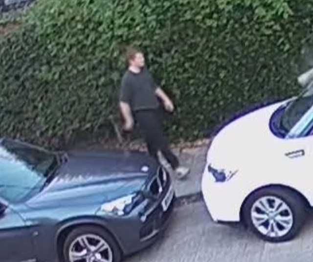 cctv issued following criminal damage in whitstable