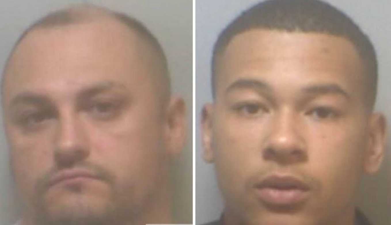 drug dealers jailed after officers seize more than 40 crack cocaine deals in maidstone