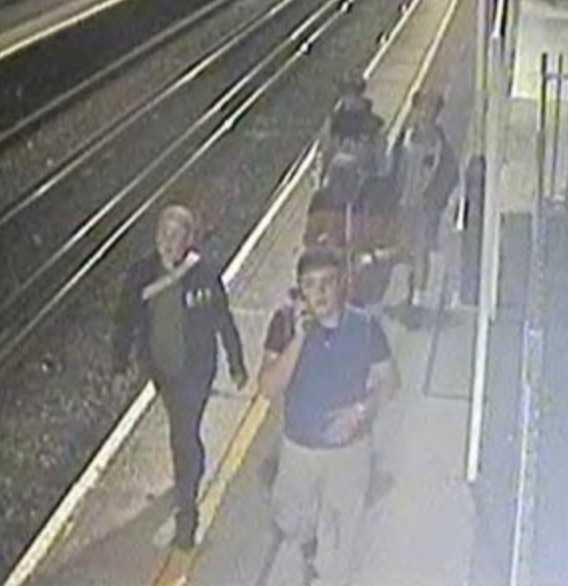 Group Of Yobs Attack Man And His Girlfriend On Hilsea Railway Station