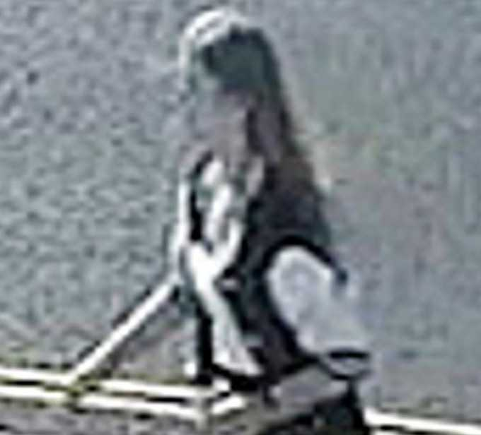 new cctv of murdered southampton teen lucy mcpug released