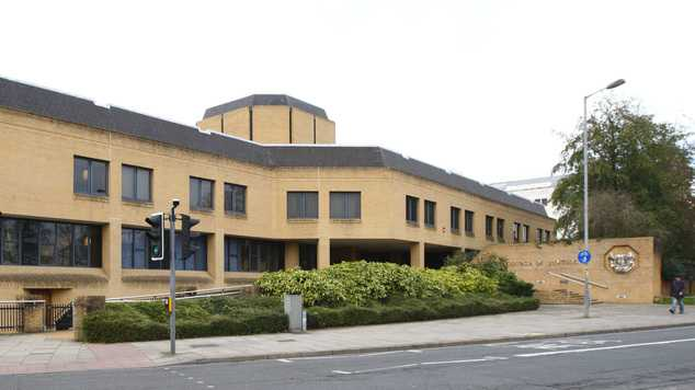Southampton Crown Court