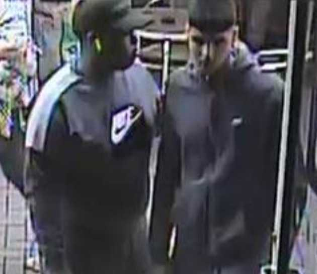 wanted pair go on 6k spending spree with stolen bank card in portsmouth