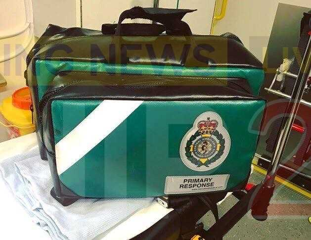 Scum Bag Steals From Ambulance On Christmas Day In Portsmouth