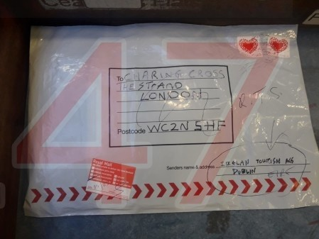 Suspicious Parcel Found in Limerick Linked to Letter Bombs Sent to UK
