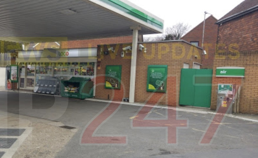 two arrested after cash machine stolen