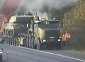 Long delays on the M3 Motorway in Hampshire after Army tank transporter breaks down