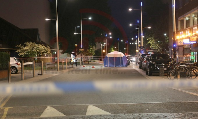 police probe double stabbing on st paul's way in tower hamlets