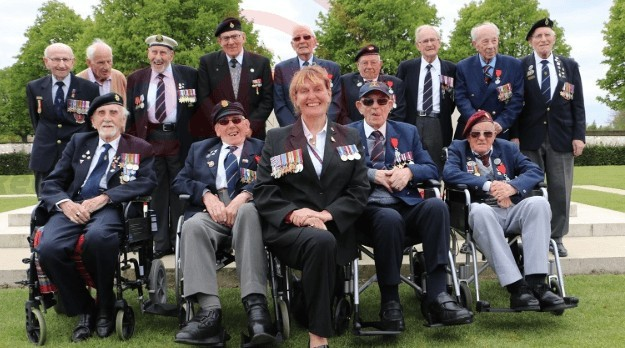public ro be excluded from official d day 75th event in portsmouth