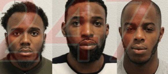 three men who transported firearms and drugs via eurotunnel jailed for a total of 40 year