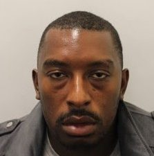 A man who violently robbed two people in separate daylight attacks last summer has been jailed for eight years