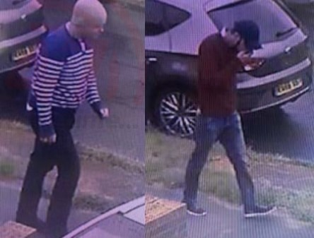 Cctv Released After Series Of Burglaries In Oxfordshire And Berkshire