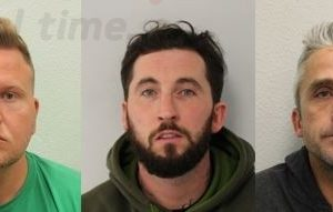 Croydon Drugs Trio Jailed After Flooding Streets