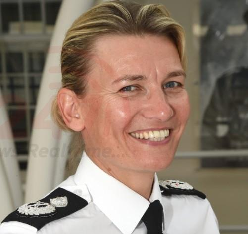 ampshire constabulary's deputy chief constable has been honoured in the queen's birthday honours