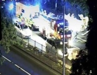 man killed in fatal three vehicle collision on the a4