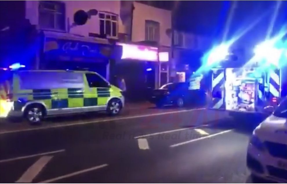 Man Had Acid Thrown In His Face In Enfield