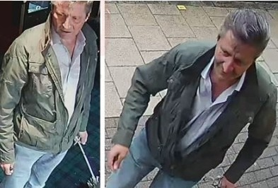 police have released cctv images in connection with a rape in maidenhead as manhunt continues