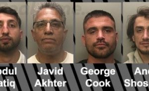 Six Men Are Behind Bars For Supplying Cocaine In Surrey