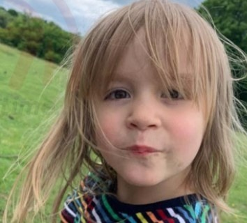 tributes paid to three year old killed